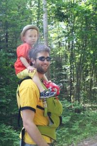 Pack mule... aka Daddy