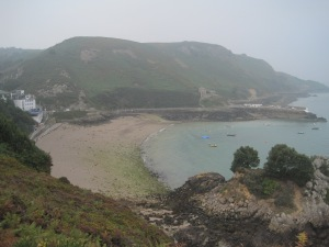 Another view of the bay